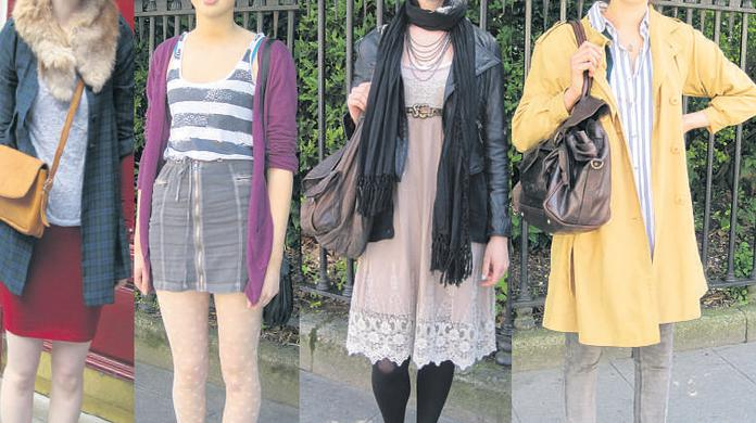 9c41b80a4e3 The way we wear - the style message from the street - Independent.ie
