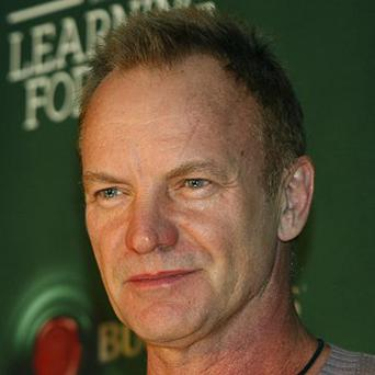 Sting is gearing up for his first tour in two years