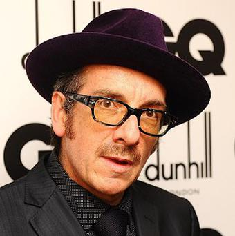 Elvis Costello has cancelled two concerts in Israel