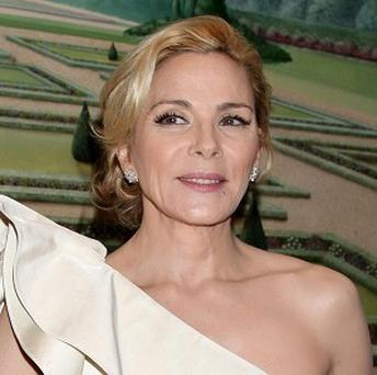 Kim Cattrall has claimed she knows nothing about men