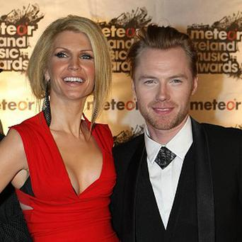 Ronan Keating has split from his wife Yvonne after 12 years of marriage