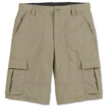 North Face shorts <br/>Just right for walking in hot countries whether it be a serious trek or an amble around the old town. They are available in sober asphalt grey and taupe to hide those stains when you've worn them a few days too many. <br/> www.greatoutdoors.ie &euro;55