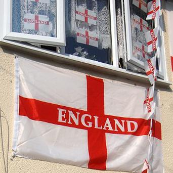 Football fan told to remove an England flag from outside his home