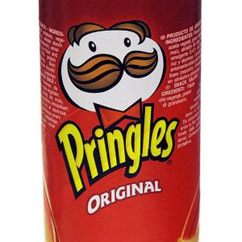 Pringles is holding a competition to show how they would mark scoring an important goal