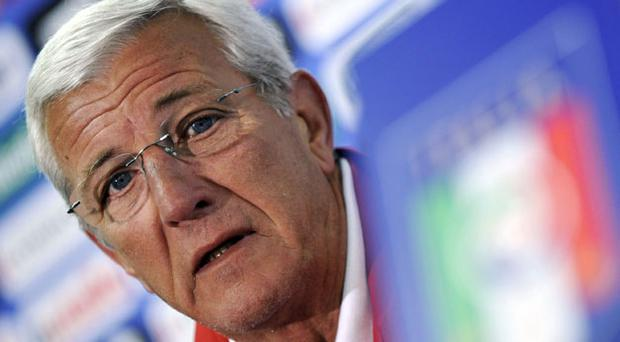 The influx of foreign players into Italy's top clubs has seriously weakened pool of top players available to Marcello Lippi.
