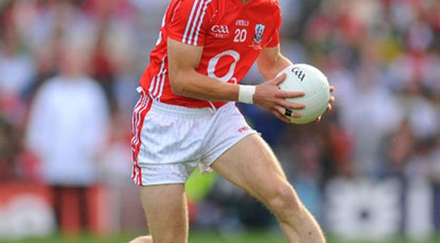 Eoin Cadogan lined out for both Cork football and hurling teams for most of the league.