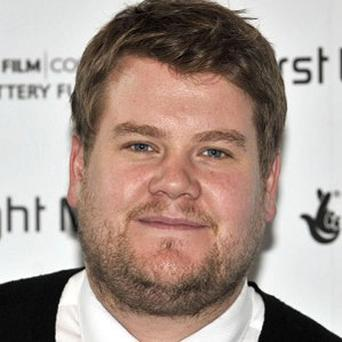 James Corden said his worst flop was spoof horror film Lesbian Vampire Killers.