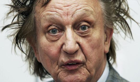 Ken Dodd. Photo: Getty Images