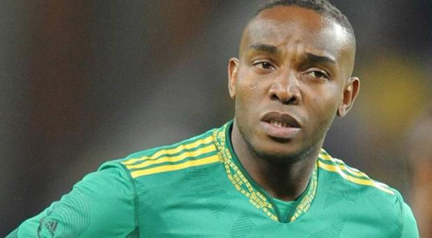 Benni McCarty out of the South African squad for the World Cup. Photo; Getty Images