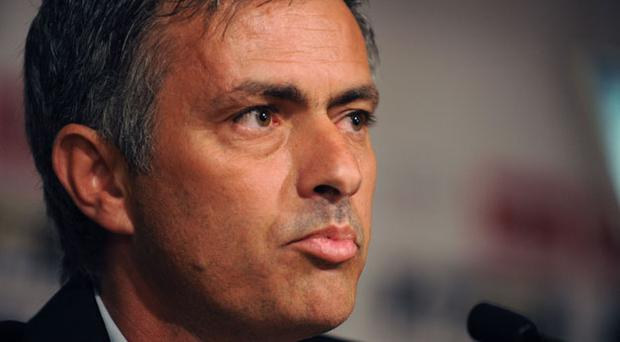 Real Madrid manager Jose Mourinho. Photo: Getty Images