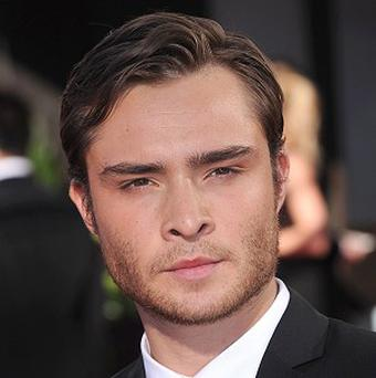 Ed Westwick would love to star as the Caped Crusader