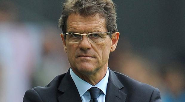 Fabio Capello. Photo: Getty Images
