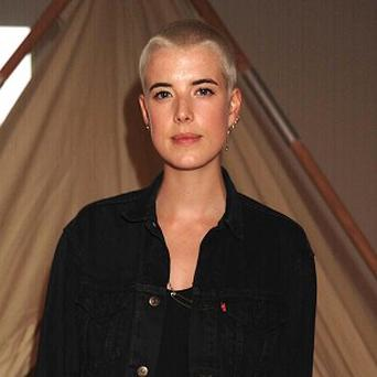 Model Agyness Deyn stars in Acid Burn