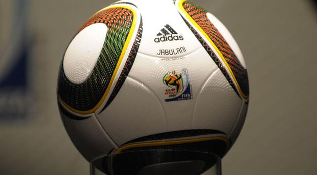The Adidas Jubulani fottball has come under criticism. Photo: Getty Images