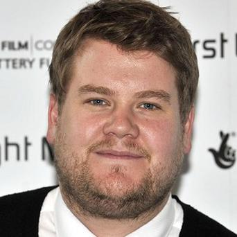 James Corden said his worst flop was spoof horror film Lesbian Vampire Killers