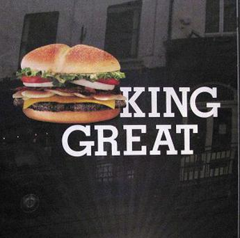 A Burger King advert suspected of using the word 'king' to refer to a swear word has been cleared by the ASA