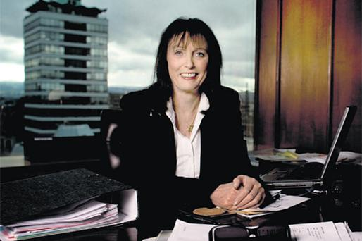 Irish Life & Permanent chairman and Budget Travel founder Gillian Bowler has set up the online venture Clickandgo.com. Photo: David Conachy