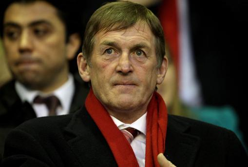 Kenny Dalglish is likely to step in as caretaker. Photo: Getty Images