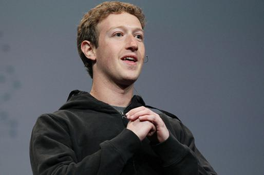 Facebook founder and chief executive Mark Zuckerberg. Photo: Getty Images