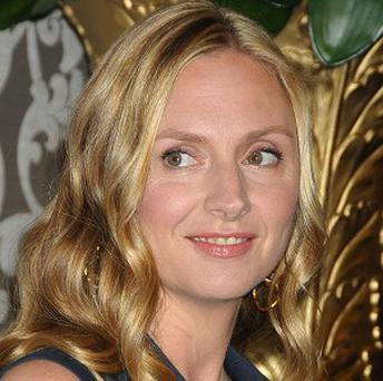 Hope Davis has landed a role in the sci-fi flick Real Steel