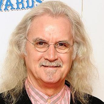 Billy Connolly is being honoured by his home city