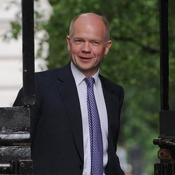 Britain will help Europe tackle financial crisis, says William Hague