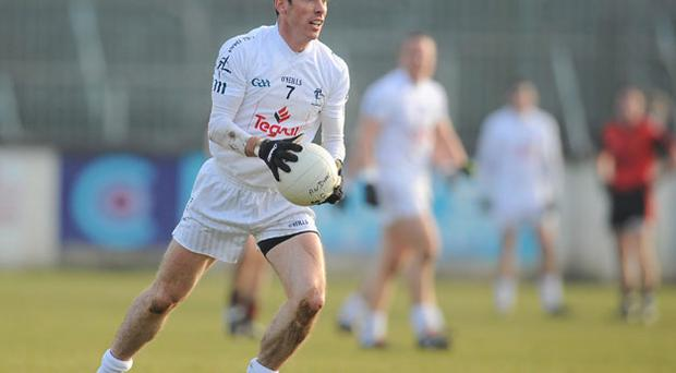 Anthony Rainbow will be involved in his 18th Leinster Championship campaign this weekend after making his debut for Kildare in 1992.
