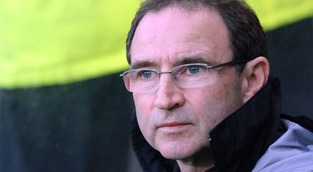 'Martin O'Neill would be prefect for Liverpool, an antidote to the Benitez era. O'Neill motivates his players with his ebullient character. He challenges, coaxes them, inspires them'. Photo: Getty Images