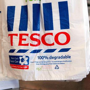 A cannabis factory has been found in a building owned by supermarket giant Tesco