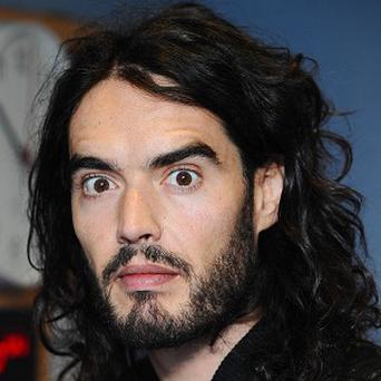 Russell Brand is interested in directing in the future