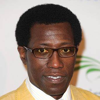 Wesley Snipes is to play James Brown