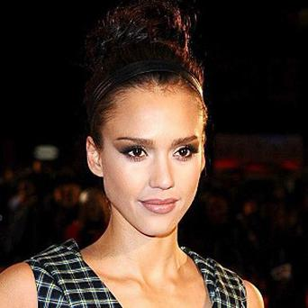 Jessica Alba says she is a tomboy at heart