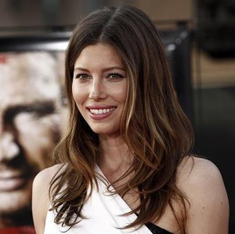 Jessica Biel said she had a great time filming The A-Team