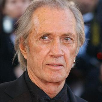 David Carradine's wife filed a wrongful death lawsuit against a Fench film company
