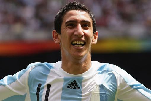 <p><strong>Angel di Maria</strong></p><p>If Argentina are to silence the doubters then not just Lionel Messi will have to step up to the plate. Di Maria is the same age as the World Player of the Year and can become a great if not as great. The winger has exquisite ball control and a thundering left boot. Little wonder so many suitors were lining up to buy him from Benfica at the end of the season.</p>