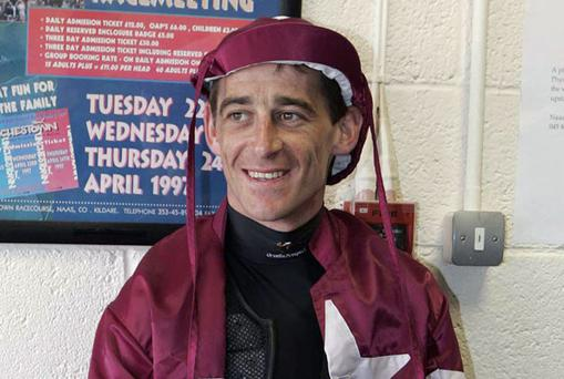 Davy Russell. Photo: Getty Images
