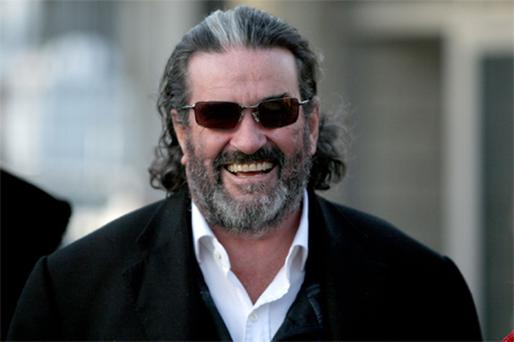 Developer Johnny Ronan of Treasury Holdings: The company is claiming tax relief on two of its largest Dublin buildings, Malting Tower and the Westin Hotel. Photo: Gerry Mooney