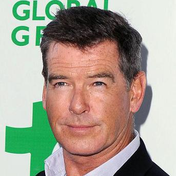 Pierce Brosnan says he doesn't miss playing James Bond