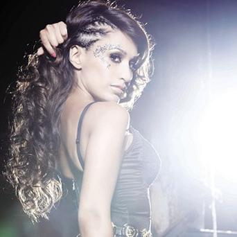 Preeya Kalidas admits she was nervous about making the move into music