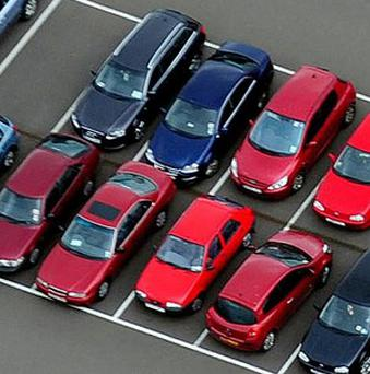 As many as 20% of motorists would not own up if they damaged a parked car
