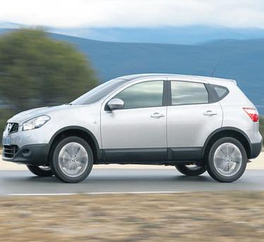 The in-demand Nissan Qashqai has hundreds waiting