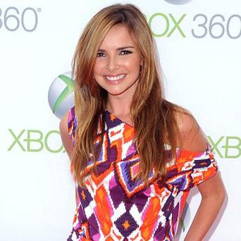 Nadine Coyle says she's enjoying working on her solo material