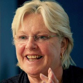 Independent MSP Margo MacDonald claimed the vuvuzelas were 'ruining' the World Cup