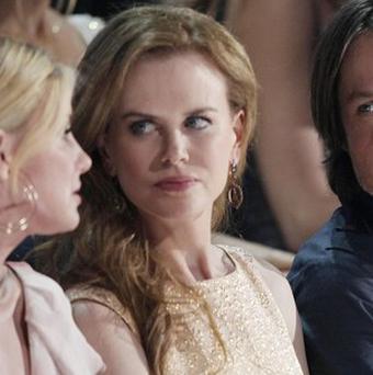 Nicole Kidman has a new film role opposite Nicolas Cage