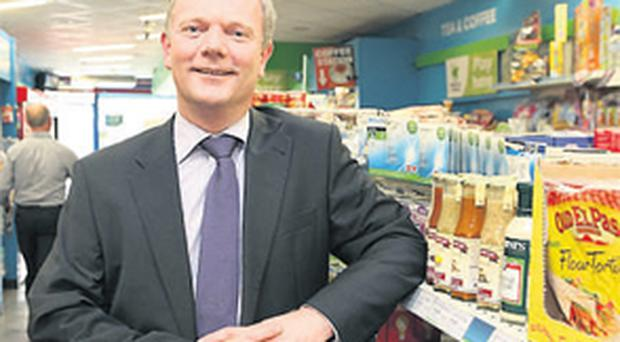 John Moane, wholesale manager at XL's owner BWG: 'Our retailer is in the same town as a Tesco, as a Dunnes, as another strong convenienc e brand – their primary demand to us is that we deliver value to them'