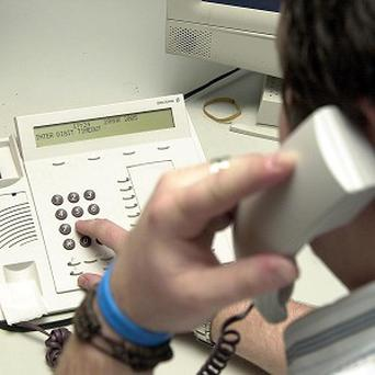 A cancer patient was told he was dead by a telephone operator