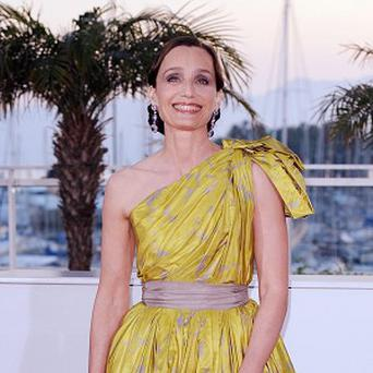 Kristin Scott Thomas would love to come back to the UK stage