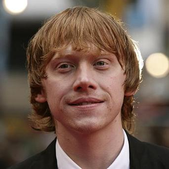 Rupert Grint would like to take on a dark character