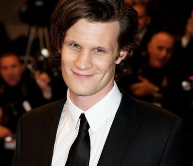 Dr Who star Matt Smith. Photo: Getty Images
