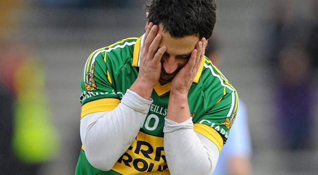 Galvin has accepted his suspension from the CCCC without recourse to a hearing. Photo: Brendan Moran / Sportsfile